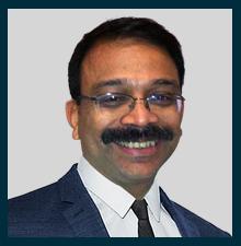 Mr Vikram Desai | Nottingham Orthopaedics | Orthopaedic Surgeon